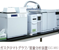 Gas chromatography / GC-MS