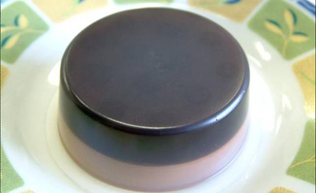 カフェ・モカ(1回充填2層デザート)